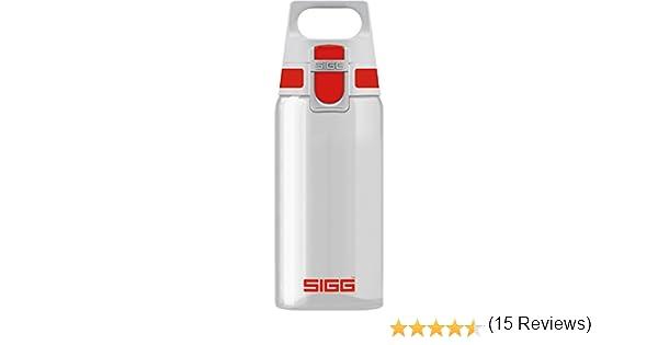 Sigg viva one cars bebidas botella botella botella de polipropileno rojo 500 ml