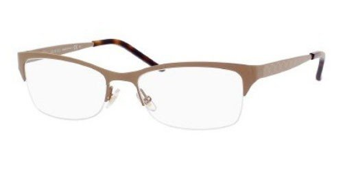 718cbb03655d8e Gucci Nude Brown Womens Glasses Frame GG4211 5M5  Amazon.co.uk  Clothing