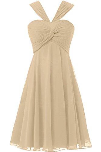 Missdressy - Robe - Femme -  beige - 48