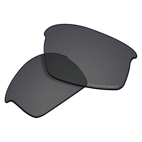 New 1.8mm Thick UV400 Replacement Lenses for Oakley Bottlecap Sunglass - ()