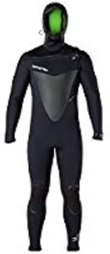 Hyperflex Wetsuits Men s Voodoo 4mm Hooded Front Zip Fullsuit