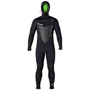 Hyperflex Wetsuits Hombres del vudú 4 mm con Capucha y ...