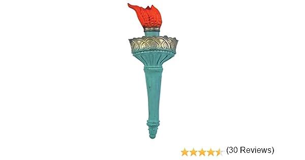 Bristol Novedad BA046 Estatua de la Libertad Linterna Talla Única ...