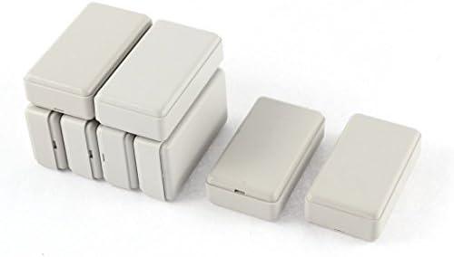 DealMux 8pcs 49x28x14mm Circuito de bricolaje de plástico mini caja de conexiones del envase del caso: Amazon.es: Bricolaje y herramientas