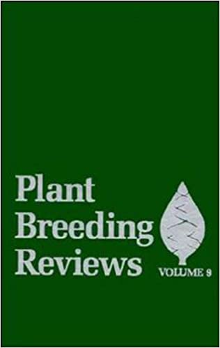 Plant Breeding Reviews, Volume 9