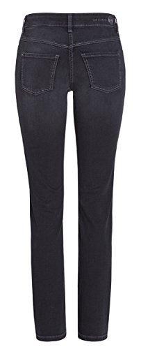 MAC Damen Jeans Dream 5401 soft black used D925 (46/32)