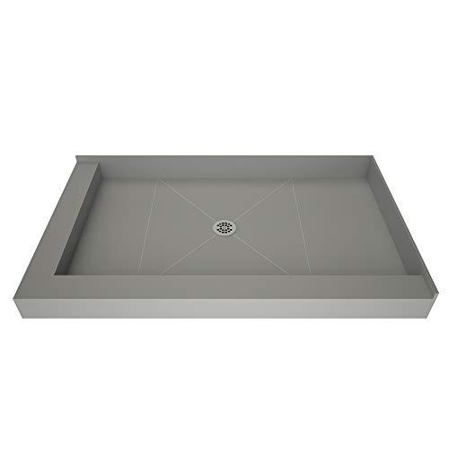 Tile Redi USA P3248CDL-PVC Redi Base Shower Pan, 48