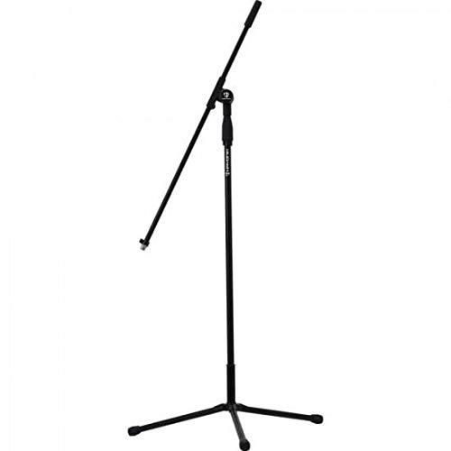 Pedestal para Microfone, Hayonik, Preto