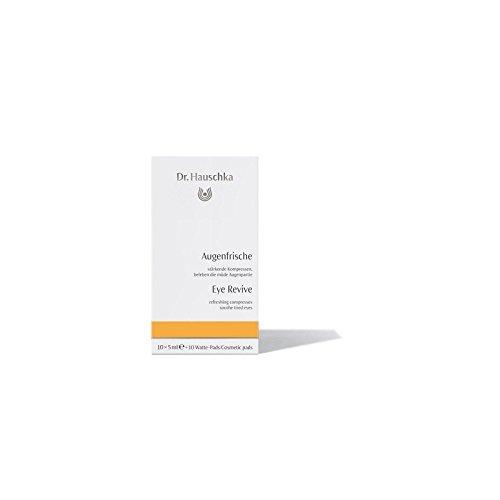 Dr. Hauschka Eye Revive (10 X 5ml) (Pack of 6) - ハウシュカの眼が復活(10×5)中 x6 [並行輸入品] B071YNXJMB