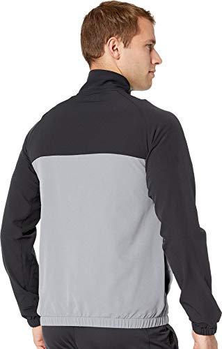 91d1a34c7 New Balance Men's Tenacity Woven Jacket, Gunmetal, Medium