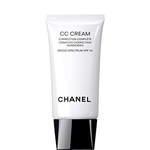 Chanel Cc Cream Complete Correction Sunscreen Broad Spectrum Spf 50 20 - Chanel Store Online