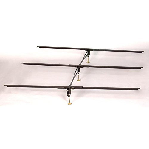 X-Support GS-3XS Steel Mattress Center Support System, 3 Cross Rails, 3 Legs price
