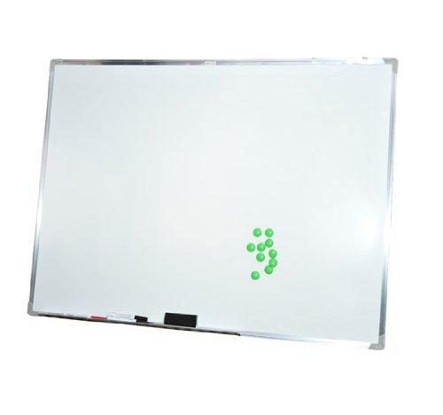 25 opinioni per Outsunny- Lavagna magnetica 110 x 80cm con telaio in alluminio compresi