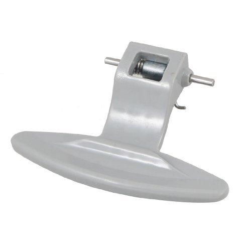 Plastic Loquet Poigné e de porte pour chargement frontal LG Laveuses Gris DealMux DLM-B00ARAQH0K