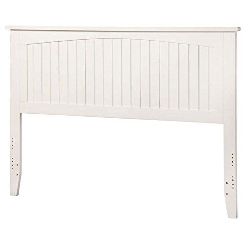 Atlantic Furniture Nantucket Queen Panel Headboard in (Atlantic Furniture Panel)