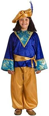 Disfraz de Paje del Rey Melchor para niño: Amazon.es: Juguetes y ...