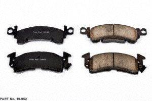 Fleetwood Front Brake Pads (Power Stop 16-052 Front Brake Pad)