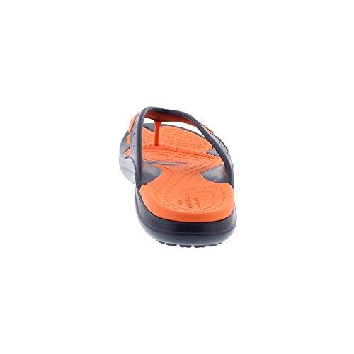 Crocs Modi Sport - Sandalias Flip-Flop unisex adulto naranja