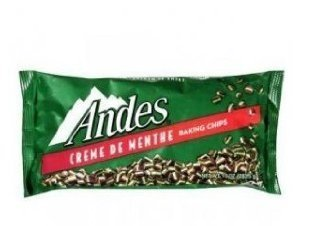Andes Mint Baking Chips