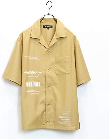 FUCK刺繍 CPOシャツ 502055200001