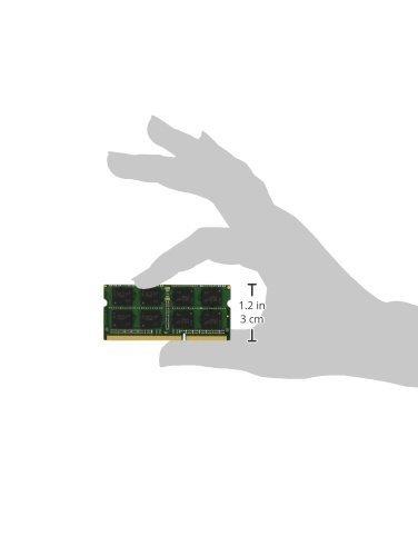 Crucial 8GB Single DDR3L 1600 MT/s (PC3L-12800) SODIMM 204-Pin Laptop Memory (CT102464BF160B)