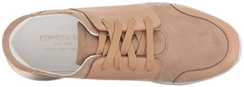 Kenneth Cole New York Womens Sumner Lace-up Jogger Sneaker Café