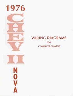 1976 nova \u0026 concours wiring diagram manual reprint chevrolet 2002 chevy suburban wiring diagram 1976 nova \u0026 concours wiring diagram manual reprint paperback \u2013 1976