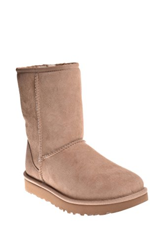 UGG New Women's Classic Short II Boot Fawn 8 from UGG