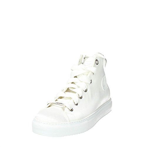 Blanc 2815 Haute 35 By Rucoline Femme Sneakers Agile 4qw1n0xf