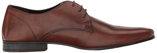 Kenneth Cole Reazione Mens Shop-ping List Oxford Cognac