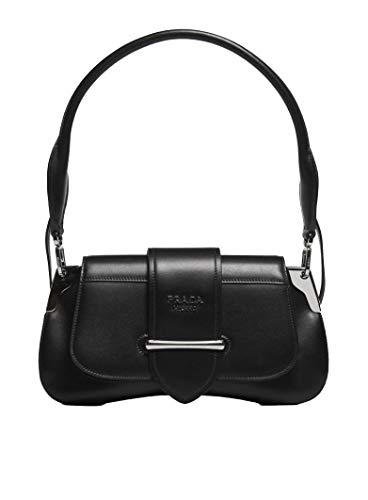 Luxury Fashion | Prada Womens 1BD168OJH2AIXF0002 Black Handbag | Fall Winter 19