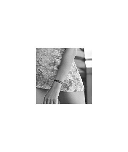 Tatuaje efímero Mujer Pulseras Diseño Chaines negras: Amazon.es ...