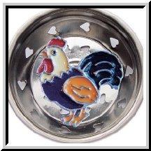 Billy Joe Homewares Rooster chicken SINK STRAINER country kitchen decor NEW