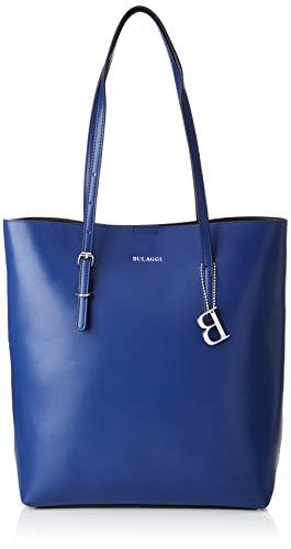Portés Sacs Bleu Cm Épaule Shopper X b dunkel 10x36x29 Kayla Bulaggi T Blau Femme H YEUtn
