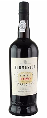 1989 J W Burmester Colheita Port