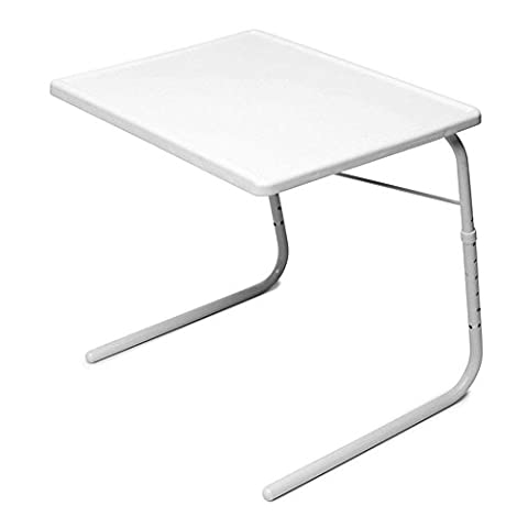 Table Mate V Wheelchair Tray and Overbed Table (White) - Wheelchair Table
