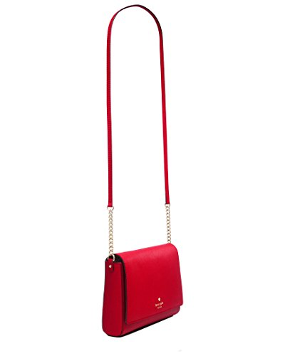 Shoulder Purse Alek Crossbody Spade Kate Street Charlotte Bag Handbag Red 8qwF4WRWU