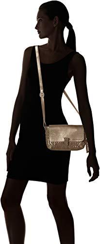 X Marrone Borse Bag Tote Cm Donna Hardly H 2x2x2 T b mud Cowboysbag 6pqwgO