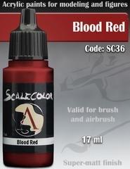 scalecolor sc-36アクリルブラッドレッド17 ml   B074MF7PKL