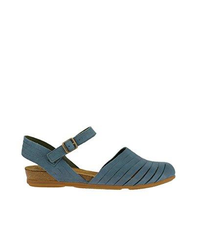Sandale Bleu 5201 El Naturalista Femmes wfqtxPB