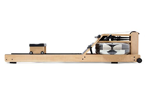 WaterRower Beech Wood Natural Rowing Machine with S4 Monitor