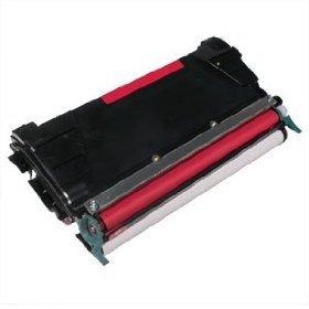 atible Magenta Toner - For Use With Lexmark C522, C524, C530, C532 and C534 Series Laser Printers (C5222ms Magenta Laser)