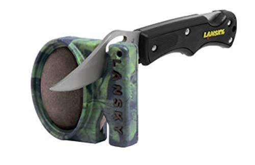 Lansky Quick Fix-Camo Pocket Sharpener - Lansky Fix Lcstc Quick
