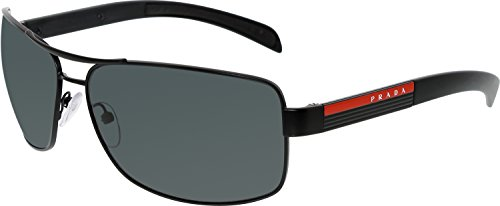 black prada sport (linea rossa) ps54is 太阳镜太阳眼镜