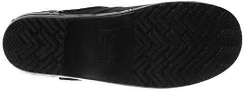 31vY9lgSFsL - Sanita Women's Signature-Amazon Mule, Black, 40 EU/9/9.5 M US