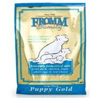 Fromm Large Breed Puppy Gold Dog Food - Fromm Large Breed Puppy Gold