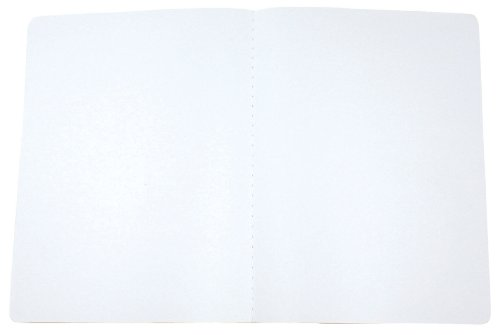 Sargent Art 100-Sheet Plain/Blank Composition Book