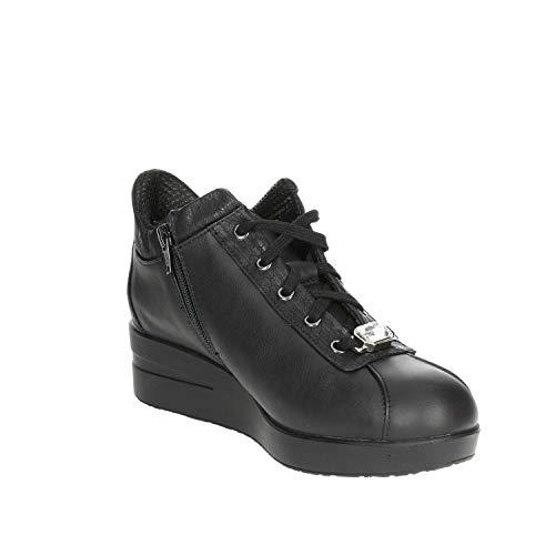 36 Zeppa Rucoline 226 Agile Nero Donna Sneakers wwaYqr