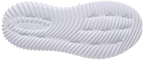 adidas Unisex-Kinder Cloudfoam Ultimate Laufschuhe Schwarz (Core Black/core Black/ftwr White)