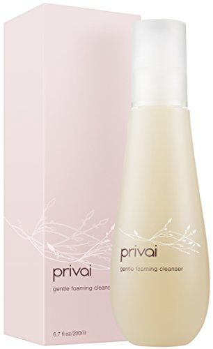 Privai – Gentle Foaming Cleanser, Natural Facial Cleanser with Aloe Vera Oat Protein, 6.7fl oz 200ml